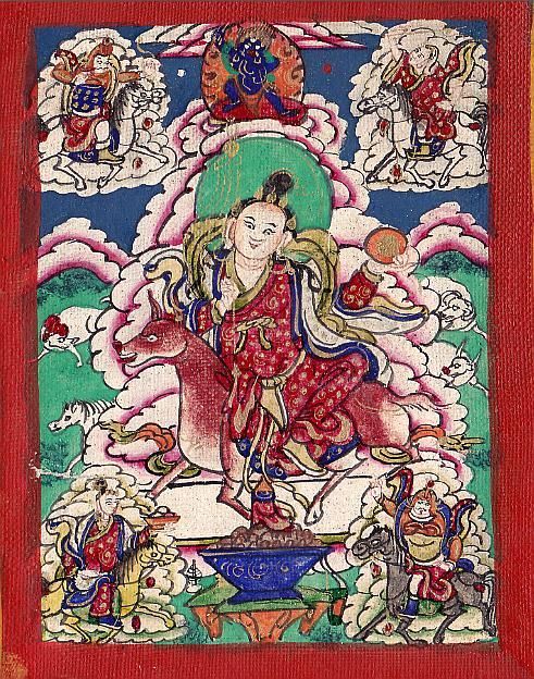 goddess of mangholian