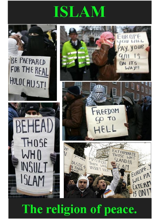 is Islam religion of Peace?