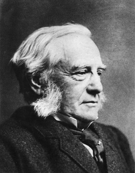 F. Max Mueller / Foto um 1895