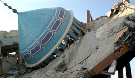 Angolan government has started to demolish mosques across the country after saying that Islam is banned.