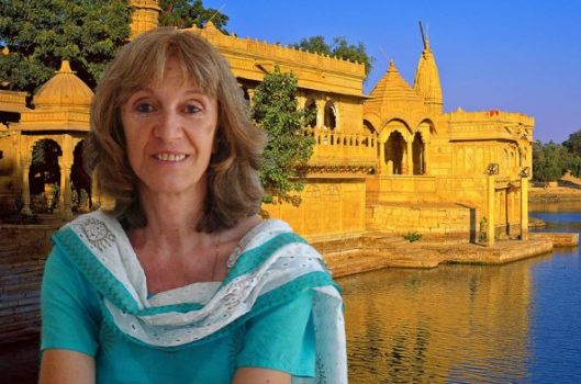 Maria Writh who embraced hinduism