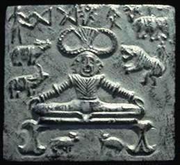 Image result for हड़प्पा -पशुपति शिव