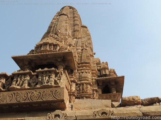 Ancient Khajuraho Temples